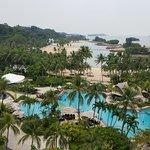 Shangri-La's Rasa Sentosa Resort & Spa Bild