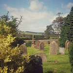 View from Belford church yard.