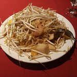 Pad Thai at Koi Restaurant, Niagara Falls