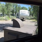 Gros Ventre Campground Foto