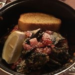 Great food, but it was a bit of wait for the food. I enjoyed mussels and escargots. Both cooked
