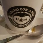 Photo de Babel Cafe