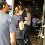 Trailhead Cafe Foto