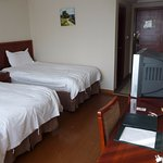 GreenTree Inn Jinan Railway Station Express Hotel Foto