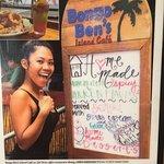 Bongo Ben's Island Cafe Foto