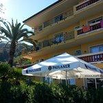 Photo de Hotel Villa Eva Restaurant and Beach