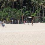 Yapak Beach (Puka Shell Beach) Foto