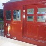 旧長野電鉄の電車