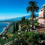 Hotel Villa Schuler Taormina Main Foto3
