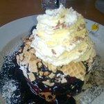 Pancake house treat