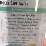 The Rocky Cape Tavern Foto
