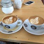 Panama Coffee Foto