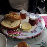 GingerBread Bagel Coffee and Tea House Foto