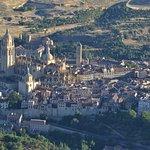 Unas vistas inolvidables de la Catedral y la Plaza Mayor!