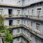 Baross City Hotel Foto