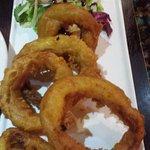 Massive Onion rings