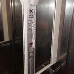 vetusté de l'ascenseur