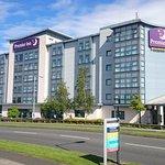 Foto de Premier Inn Dublin Airport Hotel