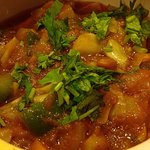 Curry vegetables