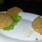 Great fried green tomatoes