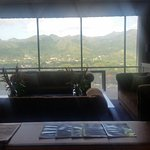 Vista del Salon Vip