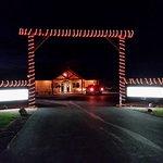 Entrance to Cody Cowboy Village