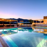 Pool , Bar and Restaurant