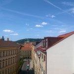 Design Hotel Josef Prague Aufnahme