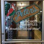 Foto de Peter's Pancakes & Waffles