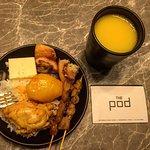 Mini Breakfast Buffet from 7:00AM to 10:30AM