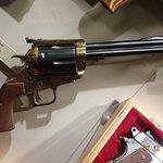 Century single action .45-70 cal pistol, c. 1973