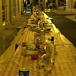 The aftermath of Nuit Gourmande in Perigueux