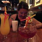 Corona Margarita, Tequila Sunrise and Piña Colada