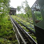 Funicular Railway up to the centre