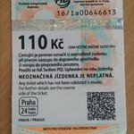A 24.hour ticket for all public transportaion around Prague