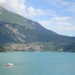 Lake Molveno - property top right