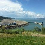 W.A.C. Bennett Dam Visitor Centre Photo