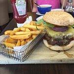 The best gluten free menu in Kilkenny. Gf burger bun. The Ma Baker burger is heaven on earth. St
