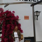 Entrada al Albero