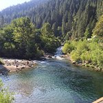 Photo de Downieville River Inn and Resort