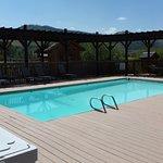 Swimming pool & Sauna