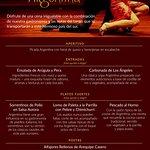 sábado 13 Agosto Noche de Tango