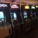 Game- & entertainmentcentra