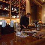 Evan,the great bartender.