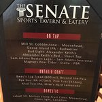 The Senate Sports Tavern and Eatery