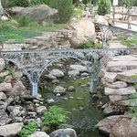 Botanical gardens exhibit