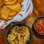 Taquila's Chips Salsa