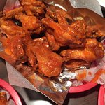 Best wings in Crestview (who would have guessed)! We go here all the time now!  Good margaritas