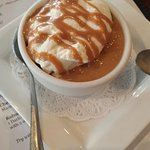 Salted Caramel Pot De Creme. Heaven in your mouth.