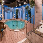 Dove Swimming Pool Suite with Swimming Pool & Jacuzzi